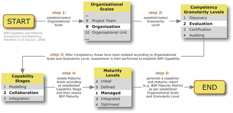 BIM Capability and Maturity Assessment Workflow and Reporting v2